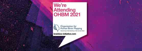 We're Exhibiting at OHBM 2021